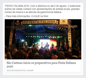 SCS Festa Italiana